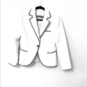 Cotton Zara blazer!